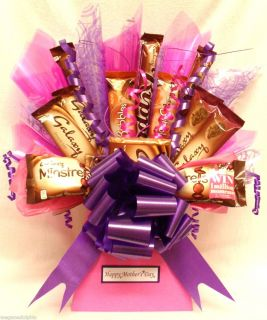 Chocolate Bouquet Gift Birthday Anniversary Mothers Day