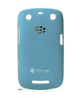 Velvet Skin Thin Hard Cover Case for Blackberry 9360 U645D