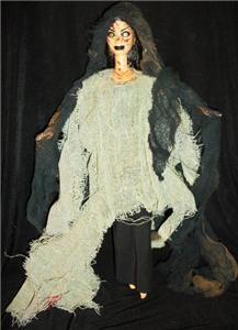 Bloody Mary ~ barbie doll ooak WiCkEd dakotas.song Halloween