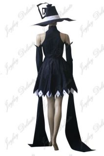 Soul Eater Blair Cosplay Costume Halloween Clothing XS XXL