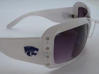 Kansas State Wildcats Womens Sunglasses KSU 4 WH