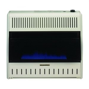 Dual Propane Natural Gas Blue Flame Vent Free Gas Space Heaters