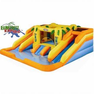 Rainforest Rapids Amusement Park by Blast Zone