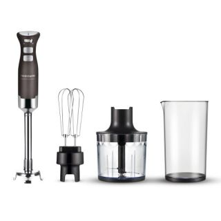 Professional Immersion Hand Blender Mixer Processor Handheld