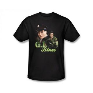 Elvis Presley G.I. Blues Song Legend Classic Music T Shirt Tee