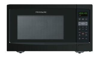 Frigidaire 1 6 CU ft Black Countertop Microwave Oven FFCE1638LB