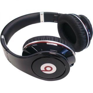 Black Monster Beats by Dr. Dre Studio Headphones *BRAND NEW