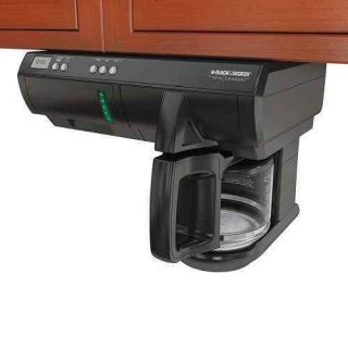 New Black And Decker Spacemaker Coffee Maker : NEW~ Black & Decker SpaceMaker Under Cabinet Mounted Coffee Maker