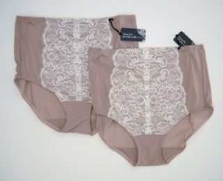 Vanity Fair Private Collection 2 Pack Brief Panty 6 MV