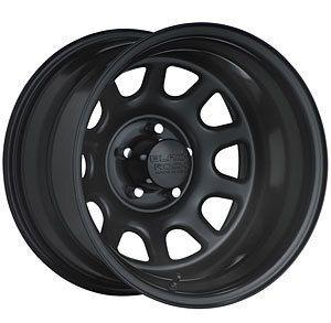 Black Rock 942581237 Type D Steel Wheel