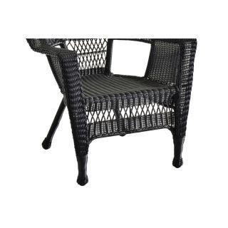 outdoor black wicker patio furniture set item number w00207 g