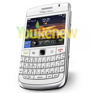 Blackberry Bold 2 9780 White Unlocked Refurbished