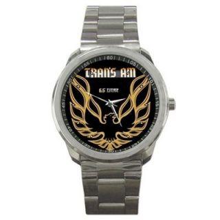 Trans Am Blackbird Logo Watch Steering Wheel Hood Car Watch