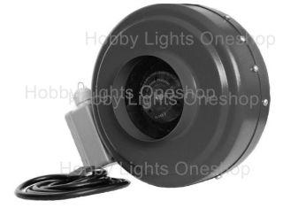 12 Hydroponic Grow Inline Duct Fan Exhaust Blower NEW12 Inch