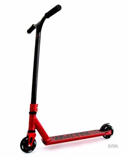 BLUNT ENVY COMPLETE PRO SCOOTER RED BLACK RAZOR SCOOTER DISTRICT