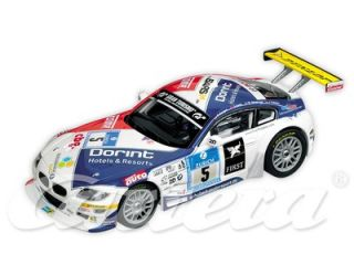 Carrera Evolution Slot Car BMW Z4M Schubert 27290