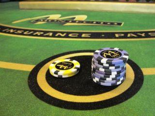 Las Vegas Casino Blackjack Table Table