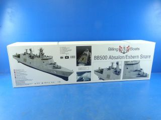 B5 1 100 Billing Boats Absalon Esbern Snare Danish Multi Purpose Model