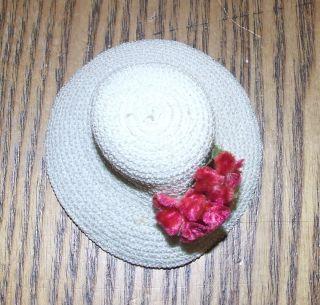Vintage Madame Alexander Cissette Doll Hat