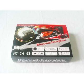 BT Interphone Bluetooth Motorcycle Helmet Intercom A