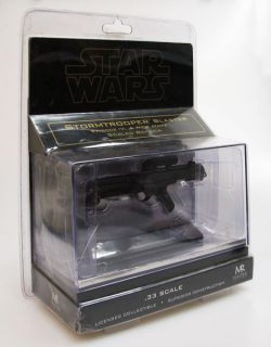 Star Wars Episode IV Stormtrooper Blaster 33 Scale Replica
