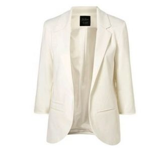 Womens Ladies School Uniform Business Blazer Suit Office Lady Jacket