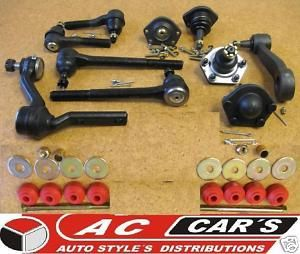 Suspension Steering Chevy Blazer s 10 4WD 1997 Joints