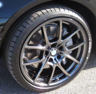 BMW 5 6 Series 20 Wheels F10 F12 13 2011 on Style 356 Liquid Black