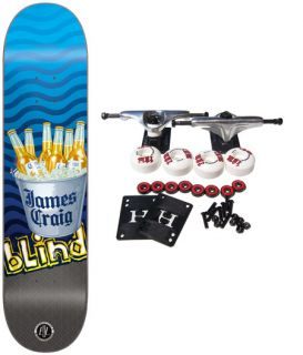 Blind Eternal Life 2 Complete Skateboard Craig Beer 8
