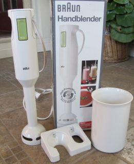 Braun Mr 310 160 Watt Hand Blender Immersion Blender