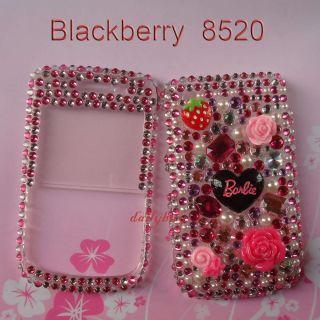 Bling Diamond Phone Cover Case Blackberry curve 8520 9300 9330 3G