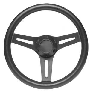 Detmar Boat Steering Wheel Daytona Hard Grip 2 28 1