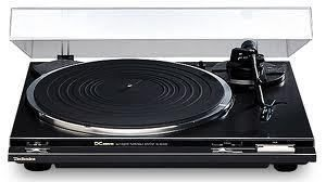 Technics SL BD22 Turntable, SHURE cartridge & Solid State PRE AMP with