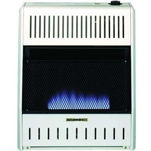 Natural Gas Vent Free Blue Flame Space Heater 800084019338