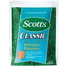 Scotts Kentucky Blue Grass Classic 6 Lbs