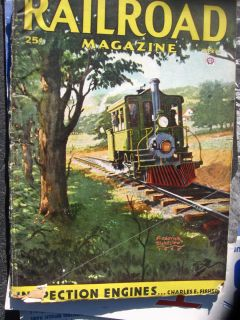 Magazine 4 45 N W Pocahontas Div Norton VA Bluefield Inspection Engine