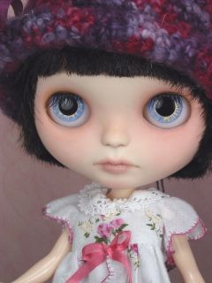 Eve OOAK Custom Blythe Doll New Repaint by Ellen Harris