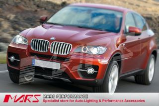 Chrome Z Style Front Grille for BMW x6 E71 08 12 Grill