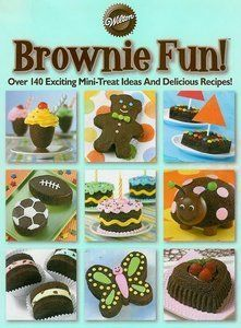 Wilton Brownie Fun Book 112 Pages New