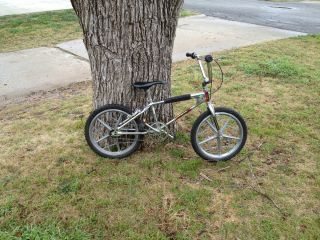 1981 Mongoose BMX Bike