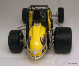 GMP TONY STEWART BOLES SPRINT CAR 118 #20 CHEVY WINGLESS MINT
