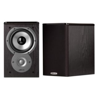 pair tsi100 black bookshelf rear speakers polk audio tsi series reg $