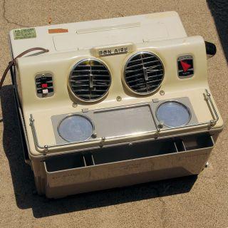 Vintage Bon Aire Car Swamp Cooler Air Conditioner