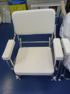 Vinyl Folding Marine Boat Deck Chair 15251