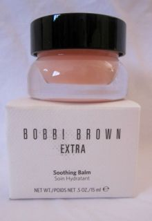 BOBBI BROWN EXTRA Soothing Balm 0 5OZ NEW IN BOX Ret 58 plus Tax