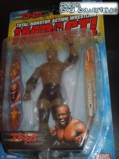 TNA Bobby Lashley Custom Wrestling Figure WWE