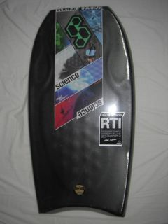 Mike Stewart Science Bodyboard 11 Size 40 Blk Green