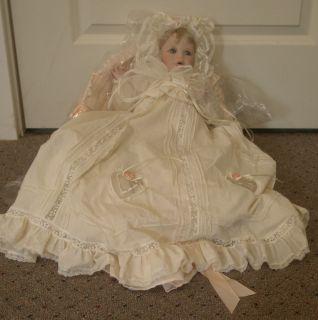 Boehm Porcelain Doll Elena