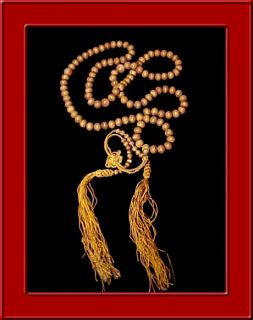 Bodhi Seed Bead Buddhist Mala Tibetan Buddha Prayer Necklace Tibet Low