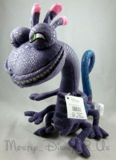 Exclusive Monsters Inc Randall Boggs Lizard Plush Toy Doll 11